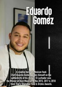 Edurado chef